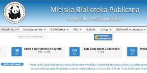 Miejska Biblioteka Publiczna w Mińsku Mazowieckim