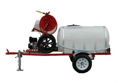 off road trailer fire caddy