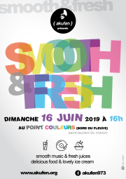 affiche smooth & fresh