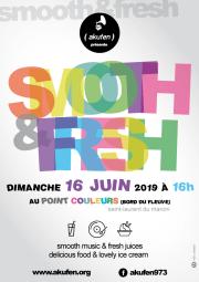 affiche smooth & fresh