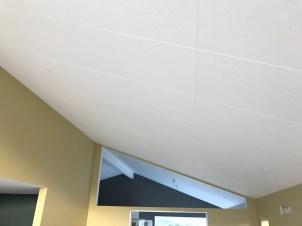Lydemping i taket i privat bolig