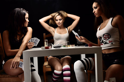 Boy Waiting Girl Wallpaper Facebook 5000 Gtd Freeroll At Americas Cardroom Amp Black
