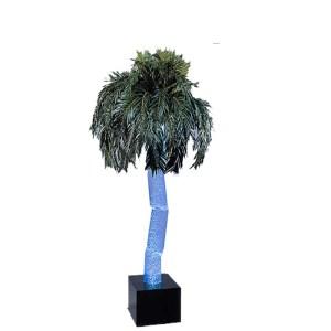 Vandens burbulų palmės medis AP-5