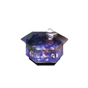 Akvariumas kavos stalas O-100