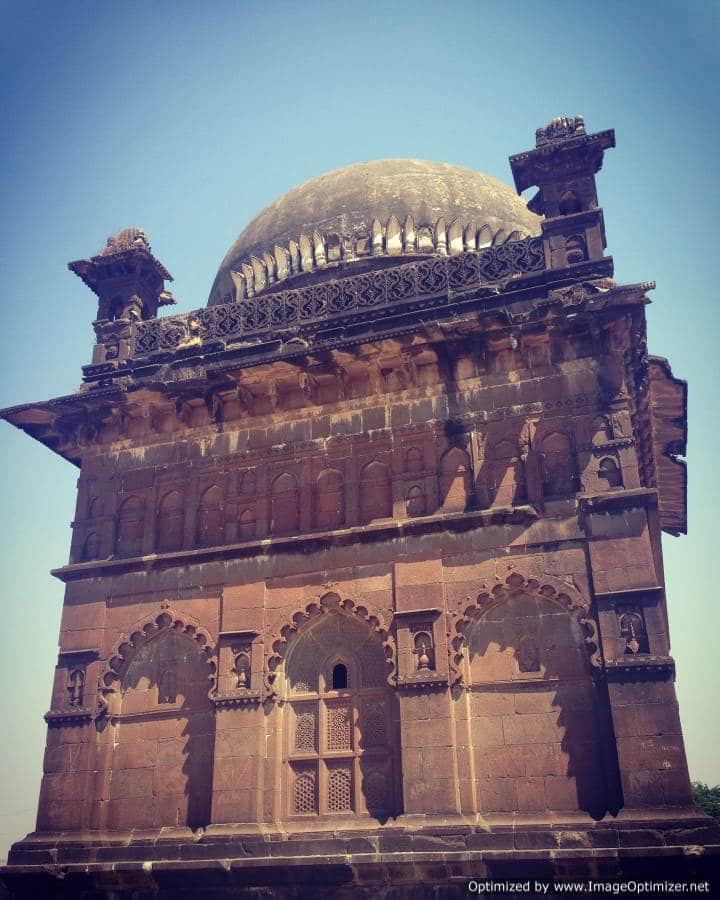 La tombe de Malik Ambar
