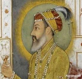 Aurangzeb, grands moghols