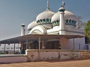 La mosquée d'Aurangazeb