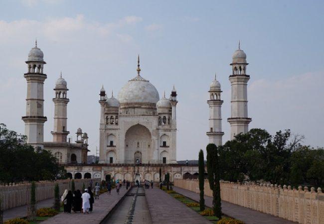 le mini Taj mahal, Taj of Deccan