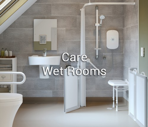 Wet Rooms  Walk in Showers  Shower Rooms