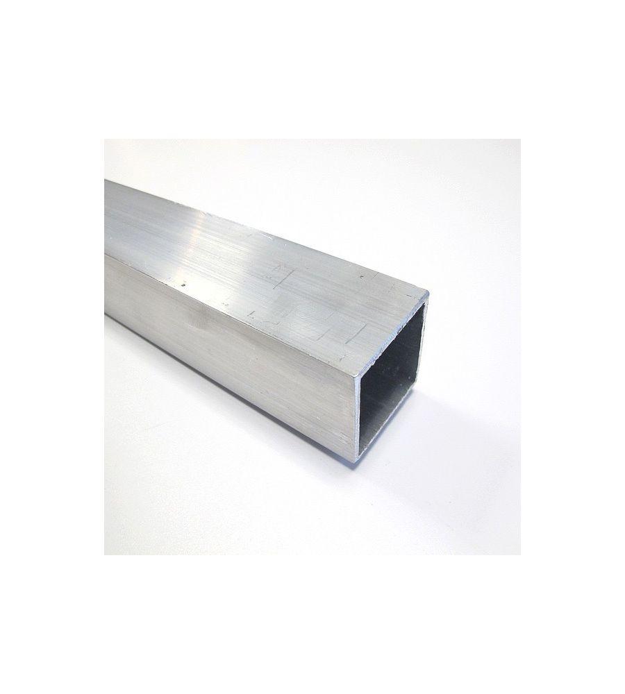 tube carre aluminium 40x40 longueurs de 1 5 et 2 m akxion shop