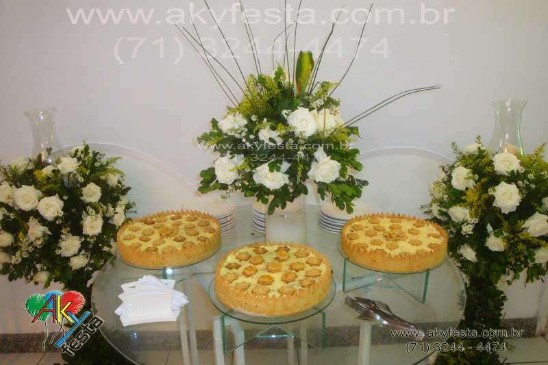 Decoracao casamento com altar em casa bodas festa adulto