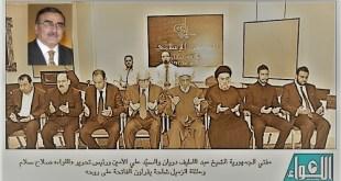 الامين | الصحافي الأستاذ حسن شلحة في ذمة الله : رحل رجل الخُلُق الحسن