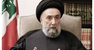 الامين | الأناضول: المرجع الديني اللبناني علي الأمين: المنطقة لا تزال تتجه نحو التصعيد