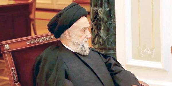 الامين   القبس الكويتية : السيد علي الأمين: إيران تحتكر التشيع السياسي 1