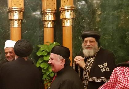 الامين | إعلان الأزهر العالمي لنصرة القدس 4