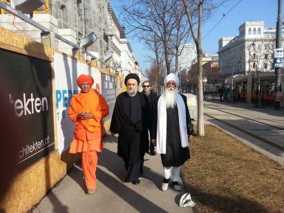 مؤتمر ثقافات- سيخ - شيعة - هندوس