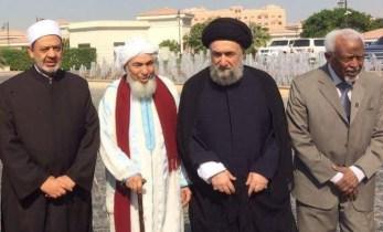 الامين | مجلس حكماء المسلمين ينعي المشير عبد الرحمن سوار الذهب الرئيس السوداني الأسبق رحمه الله 2