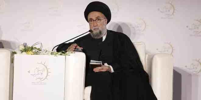 الامين | العلاّمة السيد علي الأمين: الأديان لا تدعو للعصبية والشعبوية بل إلى مكارم الأخلاق 4