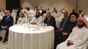السيد علي الأمين - المؤتمر الدولي الزكاة والتنية الشاملة - مملكة البحرين (33) (Phone)