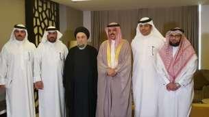 السيد علي الأمين - المؤتمر الدولي الزكاة والتنية الشاملة - مملكة البحرين (64) (Phone)
