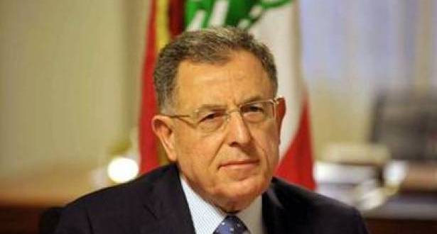 الرئيس السنيورة حول الادعاء على العلاّمة الأمين:  تسخير للقضاء أداة سياسية ومكيدة تافهة معدة بليل بهيم Fouad-Siniora