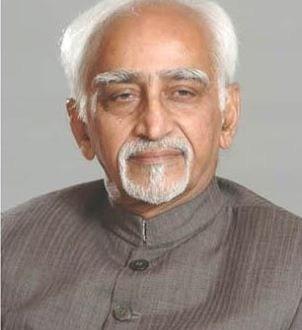 الدكتور شيري محمد حميد الانصاري الهند