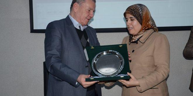 حفل تكريم الاستاذ الدكتور محمد الدريج الشخصية العلمية الفذة