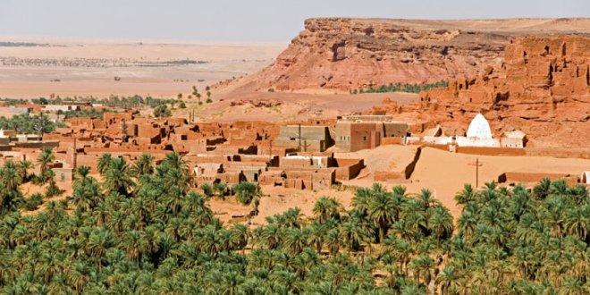 الانصار بقصر زاجلو ولاية ادرار الجزائرية