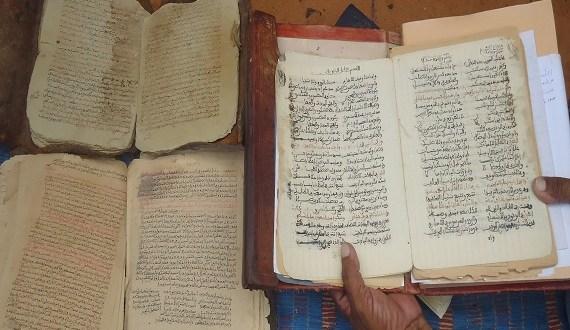 محاظر أهل التاقاطي الانصارية ملاذ العلماء وطالبي العلم وواحة الجامعات العلمية المتنوعة