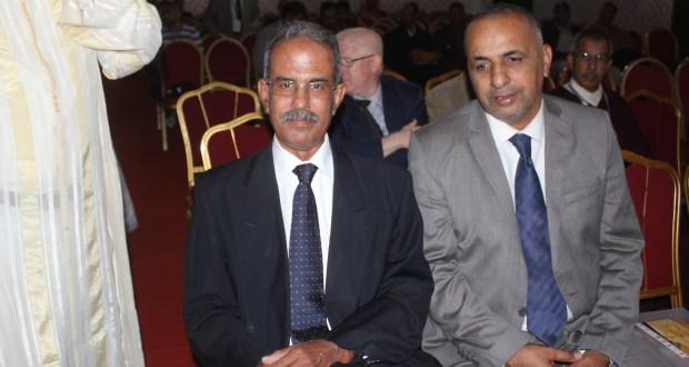 """الدكتور ناجي محمد الامام الانصاري """" متنبي موريتانيا"""" بمهرجان العيون للشعر العالمي"""