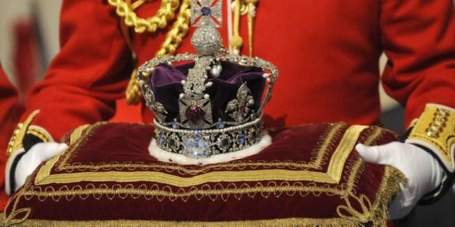 ياقوتة التاج الملكي البريطاني جوهرة الأمير أبي سعيد محمد السادس الخزرجي الانصاري