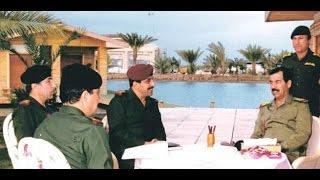 الفريق اول الركن نزار الخزرجي رئيس اركان الجيش العراقي سابقا
