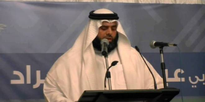الاستاذ احمد يوسف الانصاري نائبا برلمانيا بمملكة البحرين