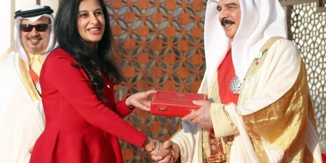 العاهل البحريني يعين السيدة مريم عدنان عبدالله الأنصاري وكيلا مساعدا للمتابعة والتنسيق بوزارة المالية والاقتصاد الوطني