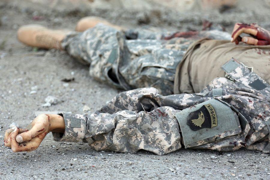 مجاہدین کی کاروائی، 3 امریکیوں سمیت متعدد ہلاکتیں