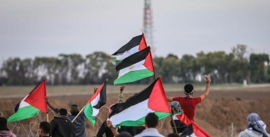 اسرائیلی فوج کی فائرنگ کے نتیجے میں کم سے کم 74 فلسطینی مظاہرین زخمی