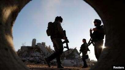 فلسطینیوں کا قاتل بریگیڈیئر ھیڈی زیلبرمین فوج کا نیا ترجمان مقرر