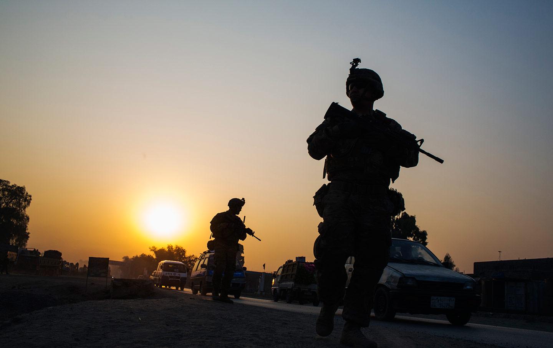 غزنی اور بلخ میں امریکی حملے سے 4 شہید 7زخمی
