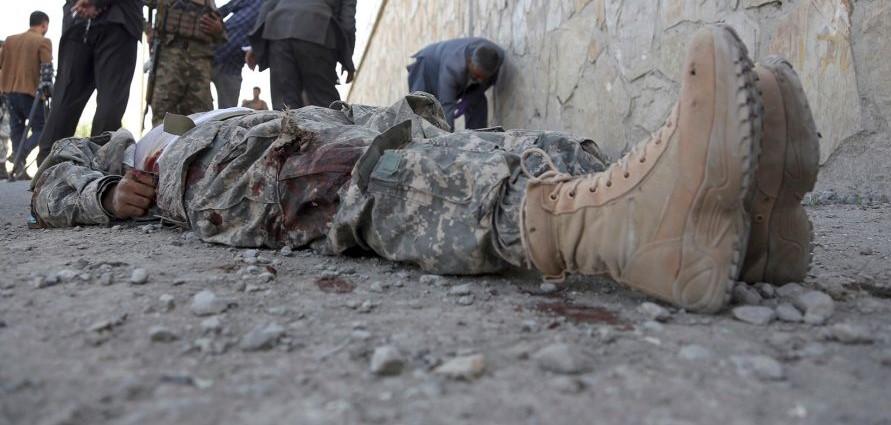 قندہارایئرپورٹ میں طالبان کےرابط پولیس اہلکار نے12 امریکی فوجی مار ڈالے