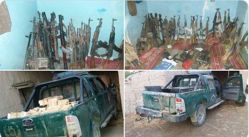 صوبے بلخ کے ضلعی ہیڈ کوارٹرز میں طالبان کے حملے میں 11 پولیس اہلکار ہلاک