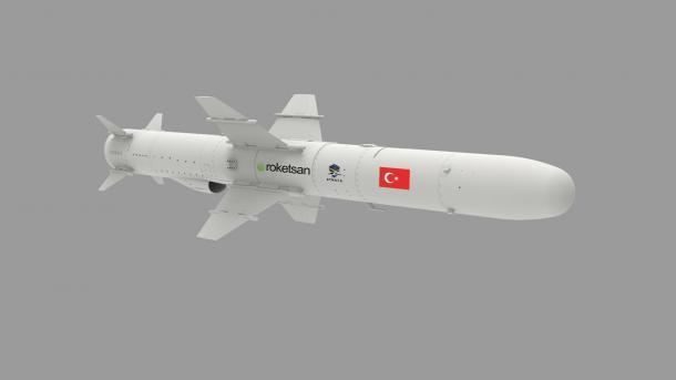 ترکی کا سمندر سے مار کرنے والےآتماجہ میزائل کا کامیاب تجربہ