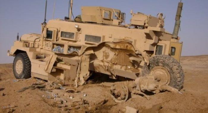 الفتح آپریشن کے تحت حملے دھماکے، 6 ٹینک تباہ، 18 ہلاک