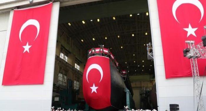 ترکی سن 2022 سے ہر سال ایک آبدوز تیار کیا کرے گا: صدر ایردوان