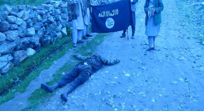 داعش کمانڈر سمیت 2 ہلاک، 73 اہلکار سرنڈر