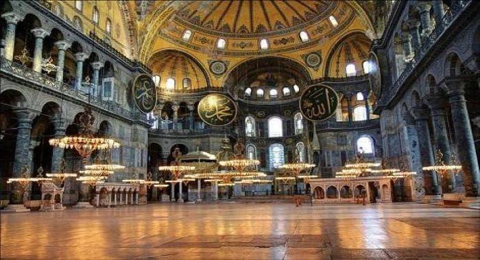 آیا صوفیا کو مسجد بنانے کا فیصلہ قبلہ اول مسجد اقصی کی آزادی کی طرف پہلا قدم ہے۔ طیب اردگان
