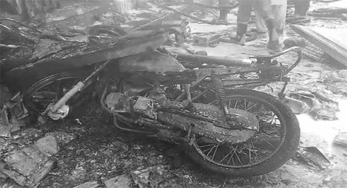 تربت کے بازار میں دھماکے سے ایک شخص جاں بحق اور 7 افراد زخمی
