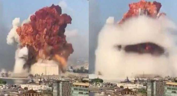بیروت دھماکا، لبنان کو 15 ارب ڈالر کا نقصان، ہسپتالوں میں مریضوں کی گنجائش ختم