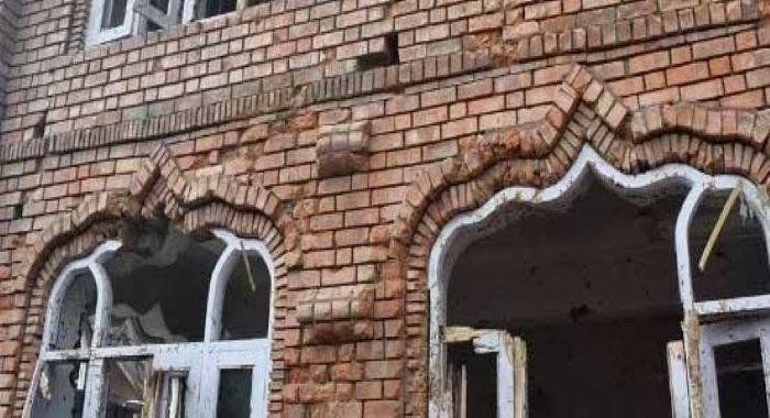 پاکستان کی مقبوضہ کشمیر میں  مسجد کی بے حرمتی کی شدید الفاظ میں مذمت