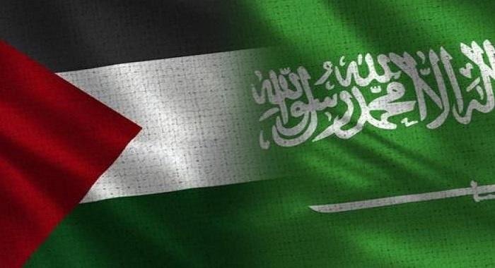 شاہ سلمان نے فلسطینی صدر محمود عباس سے ٹیلیفون پر بات چیت کی
