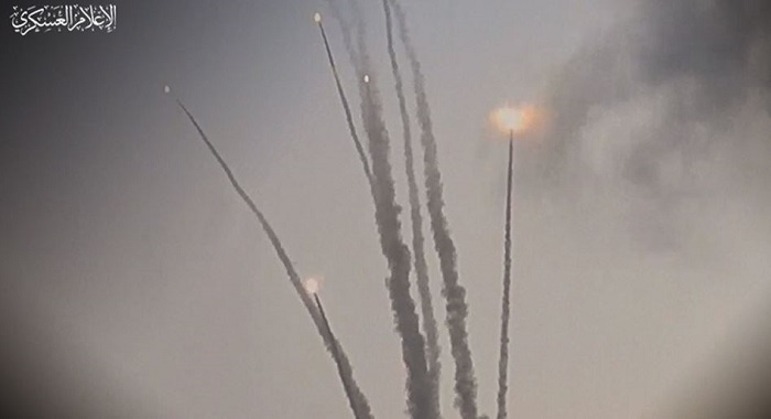 مصر کی نگرانی  میں فلسطین کے علاقے غزہ میں جنگ بندی کا اعلان